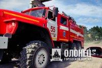 В Питкяранте на помощь старушке пришли пожарные