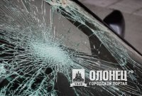 Житель Подпорожья получил травмы в ДТП
