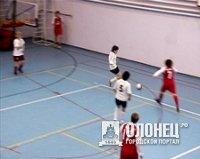 Команда из Лодейного Поля заняла третье место в рождественском футболе