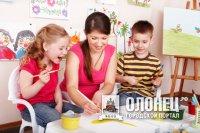 В Подпорожье открыли новый детский сад