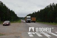 Власти ограничили передвижение машин-тяжеловесов