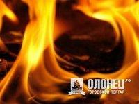 5 пожаров за сутки