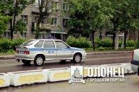 Полицейский, за избиение соседа, попал под суд