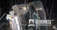В серьезном ДТП пострадал пассажир