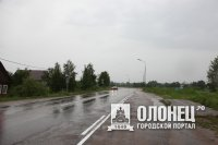 На Ключевой возле жилого дома маршрутка сбила пенсионерку
