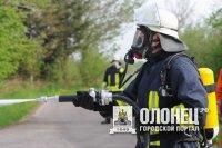 Вчера в Петрозаводске сгорели две квартиры