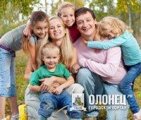 Семья из Подпорожья вошла в число лучших приемных семей 47-го региона